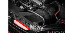 Eventuri Carbon Fibre Air Intake Kit fits 2.0 TFSI MQB Platform