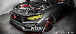 Eventuri Carbon Fibre Air Intake Kit fits Honda Civic Type R FK8 2017