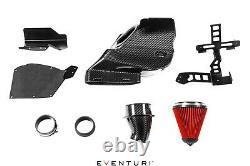 Eventuri Carbon Fibre Air Intake Kit fits Mercedes A35 / CLA35 / A250
