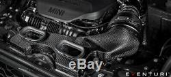 Eventuri Carbon Fibre Air Intake Kit fits Mini Cooper F56 S / JCW Pre-LCI
