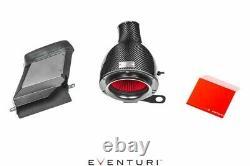 Eventuri Carbon Fibre Induction Kit Intake Audi S1 Quattro EVE-S1-CF-INT
