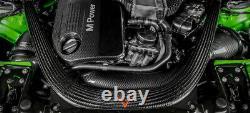 Eventuri Carbon Fibre Intake Kit V2 with Carbon Duct fits BMW M3 / M4 F8X