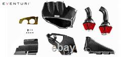 Eventuri Carbon Fibre Intake Kit fits Audi RS6 / RS7 C7