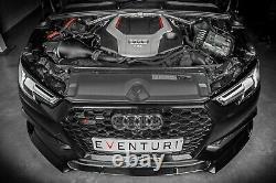 Eventuri Carbon Fibre Intake Kit fits Audi S4 / S5 B9