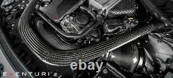 Eventuri Carbon Fibre Intake Kit fits BMW M2 Compettion