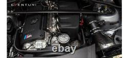 Eventuri Carbon Fibre Intake Kit fits BMW M3 E46