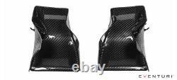 Eventuri Carbon Fibre Intake Kit fits BMW M5 F10