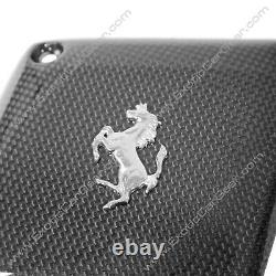 Ferrari 360 Carbon Fiber Compensation Panel Cover with Cavallino Intake Panel