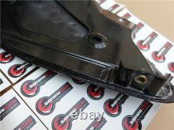 Ferrari 488 GTB Glossy Autoclave Carbon Fiber OE Style Side Air Intake Flaps