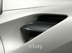 Ferrari 488 Spider / GTB Carbon Fibre air intake splitter