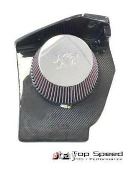 Fits Cadillac CTSV CTS-V 6.2L V8 Supercharged 09-15 Carbon Fiber Intake Kit