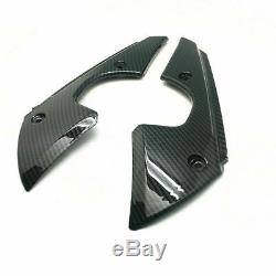 For 2009-2014 YAMAHA MOTORCYCLE YZF R1 CARBON FIBER AIR INTAKE COVER KIT 3 PAIR