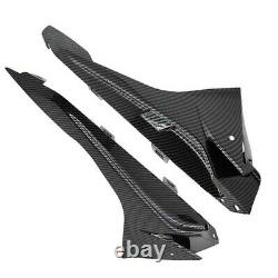 For BMW 2015-2019 S1000RR Upper Dash Air Intake Cover Panel Fairing Carbon Fiber