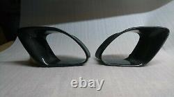 For Porsche 986 Boxster 1996-2004 Side Air Scoop Vents Intake Cover Carbon Fiber