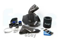 Forge Carbon Fibre Air Filter Intake induction kit for Audi S6 S7 RS6 RS7 TFSI