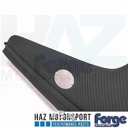 Forge Carbon Fibre Intake Induction Kit Audi S3 8V VW Golf Mk7 R/GTI Blue Hose