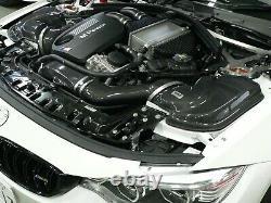 GruppeM BMW F80 F82 M3 M4 Carbon Fiber Ram Air Intake System 2015 2020