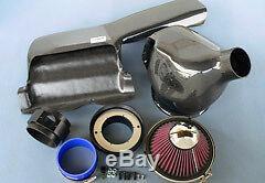 GruppeM RAM Air Intake 01-07 BMW E46 M3 326S 3.2L Carbon Fiber FRI-0116