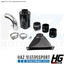 HG Motorsport Carbon Fibre Cold Air Intake Kit VW Golf MK5 MK6 / Scirocco 1.4TSI
