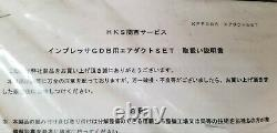 HKS Kansai Service Carbon Fiber Air Intake Box KPF006 Subaru Impreza WRX STi GDB