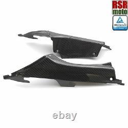 Honda CBR1000RR / SP Fireblade Carbon Fibre Air Intake Duct Tube Covers, 12-16