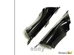 Honda Cbr1000rr 2012-16 Carbon Fibre Air Intake Covers In Twill Weave Sp Blade