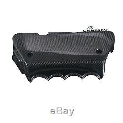 Honda K20 Carbon Fiber Intake Manifold & Spark plug Cover Civic K Series JDM