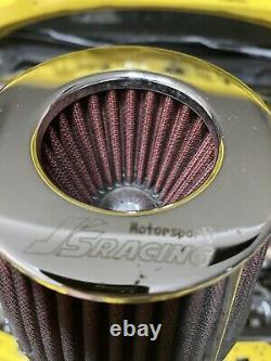 Js Racing Carbon Fiber Air Intake 94-01 Acura Integra Type R LS GS 98 99 00