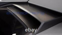 Lamborghini Aventador Carbon Fiber Side Window Engine Air Intakes / Vents USA