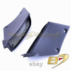 MATTE 2011-2014 Diavel Air Intake Vent Fairing Tank Side Panel Carbon Fiber