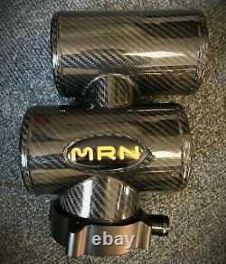 MRN Carbon fibre/fiber race plenum intake Porsche 987.1 Cayman Boxster not IPD