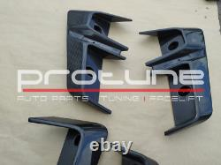 Mercedes G-Class W463A W464 Carbon Front / Rear Air Intake Covers Autoclave HQ