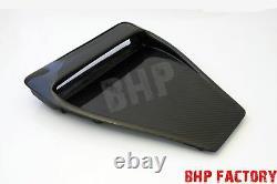 Mitsubishi Evo 10 X Genuine Carbon Fibre H1 Hood Bonnet Intake Vent Scoop Z0908