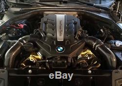 N63/N63 TU cold air Intake version V3 Carbon Fiber Edition