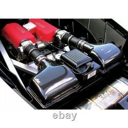 NEW Ferrari 360 Modena Spider Carbon Fibre Challenge Air Boxes Intake Airbox Lid