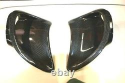 Porsche 996 Turbo Carbon FIber, side air intakes for 2001 to 2005 Coupe & Cab