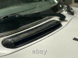 TRiX Real Dry Carbon Fibre Mini Cooper S JCW Scuttle Intake Vents R50 R52 R53