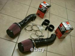 Top Speed Carbon Fiber Air Intake Kit 370Z G37 Q50 Q50S Q60 FX37 M37 VQ37VHR