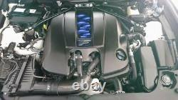 Top Speed Pro-1 Carbon Fiber Air Intake Pipe Upgrade for Lexus ISF RCF GSF V8