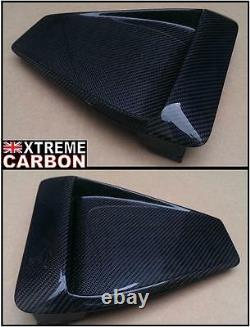 V-Style Carbon Bonnet Air Intake Scoop Duct fits Mitsubishi EVOLUTION 10 Evo X