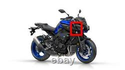 Yamaha Mt10 Carbon Air Intake To Headlamp Trim In Gloss Twill Weave See Pics