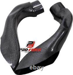 09-12 Carbon Race Air Intakes Pipes Tubes Inlets Aprilia Rsv4 Rsv 4 2009-2012