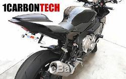 15-19 Yamaha Yzf R1m M Couvre Console D'admission En Fibre De Carbone