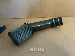 1997-1999 Bmw M3 3-series Dinan Fibre De Carbone Prise D'air Froid