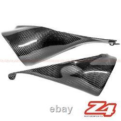 2003-2010 Buell Xb9 Xb12 Fibre De Carbone Côté Air Prise Ram Scoop Fairing Cowling