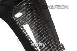 2006 2007 Suzuki Gsxr 600/750 En Fibre De Carbone Couvertures D'admission D'air Ram 2x2 Twill
