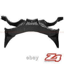 2008-2011 Cbr1000rr Fibre De Carbone Nez De Fond Air Intake Ram Cover Cowl Fairing