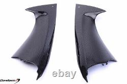 2008-2016 R6 Carbon Fiber Intake Dash Panel Cover Fairing 2015 2014 2013 2012
