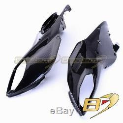 2010-2014 Ducati Multistrada 1200 En Fibre De Carbone Avant Beak Ram Nez D'admission D'air