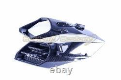 2015-2018 Ninja H2 Upper Front Nose Air Intake Ram Fairing Cowling Fibre De Carbone